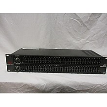 dbx 231 Dual 31-Band Graphic Equalizer
