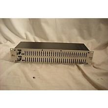 dbx 231s Dual Channel 31-Band Graphic Equalizer