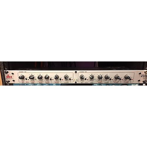 dbx 234S Stereo 2/3 Way Mono 4-Way Crossover