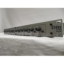 dbx 234XS Stereo 2/3 Way, Mono 4-Way Crossover