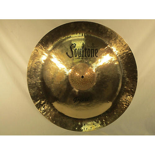 Soultone 23in Gospel China Cymbal