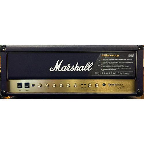 used marshall 2466 vintage modern 100 watt tube guitar amp head guitar center. Black Bedroom Furniture Sets. Home Design Ideas
