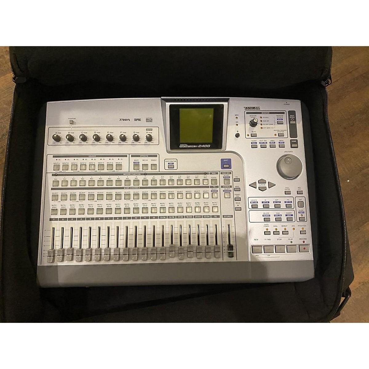 Tascam 2488 MultiTrack Recorder