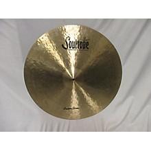 "Soultone 24in 24"" In Custom Brilliant FXO 6 Effect Cymbal"