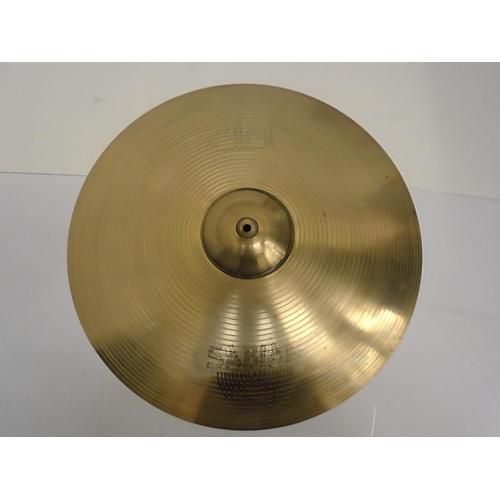 Sabian 24in AA Metal X Ride Cymbal