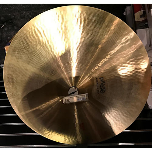 Paiste 24in Formula 602 Medium Ride Cymbal
