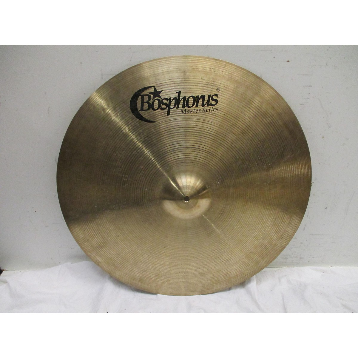 Bosphorus Cymbals 24in M24R Master Ride Cymbal