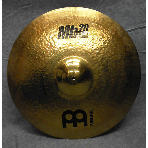 Meinl 24in Pure Metal Ride Cymbal
