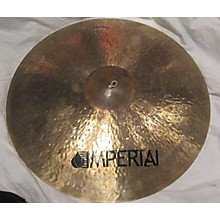 "Imperial 24in Throwback 24"" Ride Cymbal"