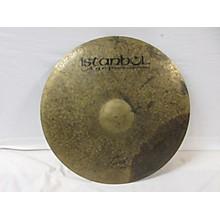 Istanbul Agop 24in Turk Jazz Ride Cymbal