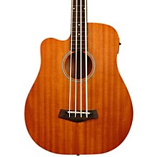 "Gold Tone 25"" Scale Left-Handed Acoustic-Electric MicroBass"