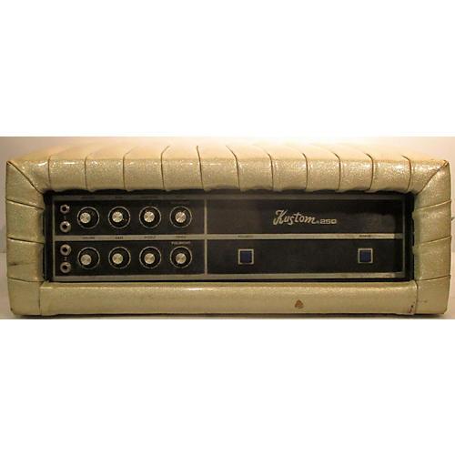 used kustom 250 solid state guitar amp head guitar center. Black Bedroom Furniture Sets. Home Design Ideas