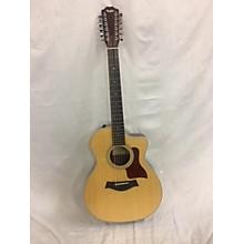 Taylor 254CE DLX 12 String Acoustic Guitar