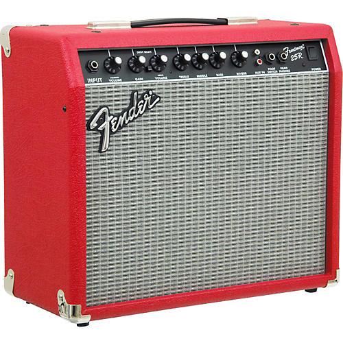 Fender 25r Amp : fender 25r frontman series ii 25w 1x10 guitar combo amp texas red guitar center ~ Russianpoet.info Haus und Dekorationen