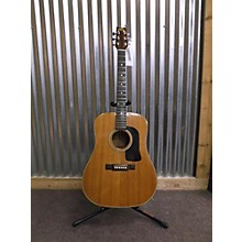 Washburn 25S Acoustic Guitar