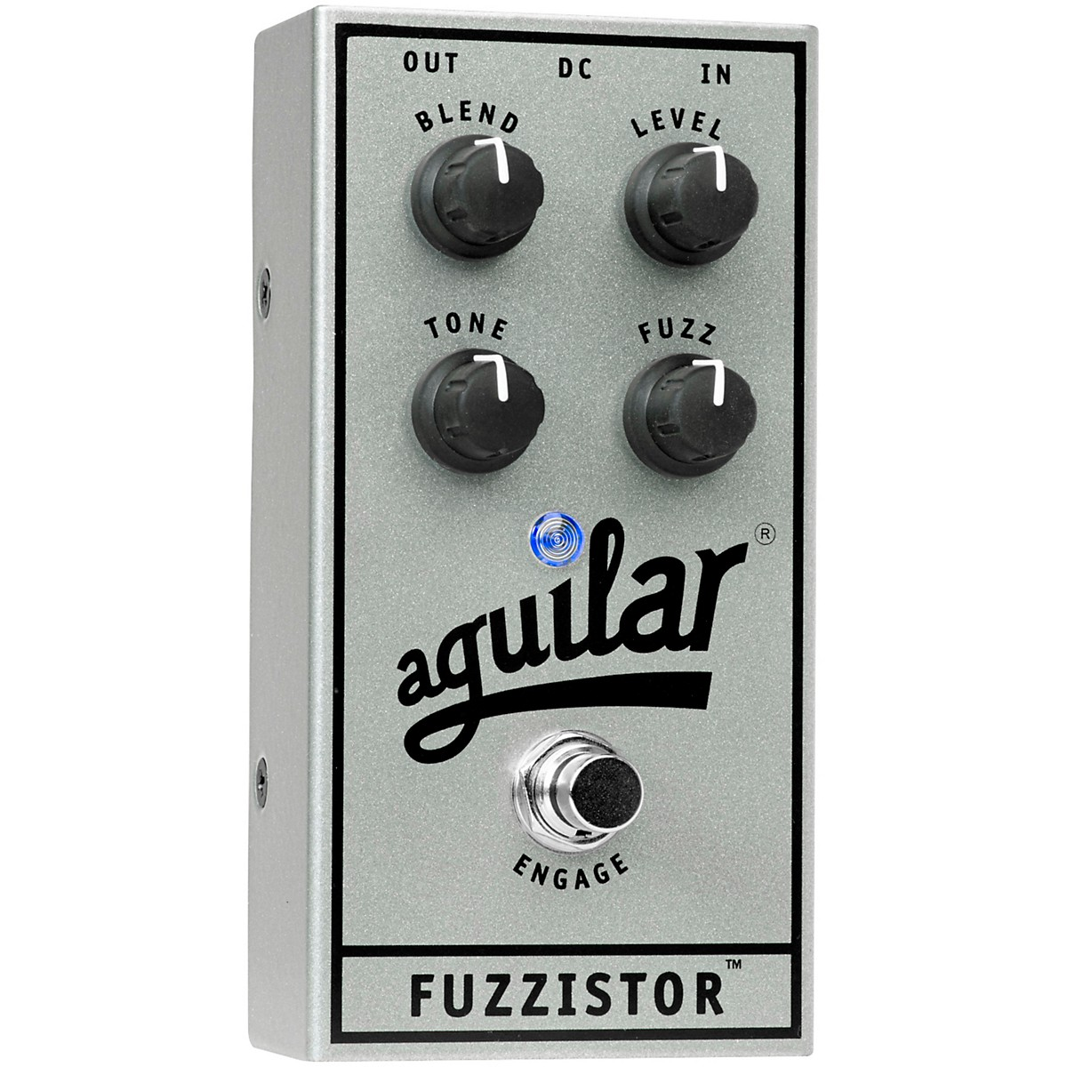 Aguilar 25th Anniversary Fuzzistor Bass Fuzz Pedal