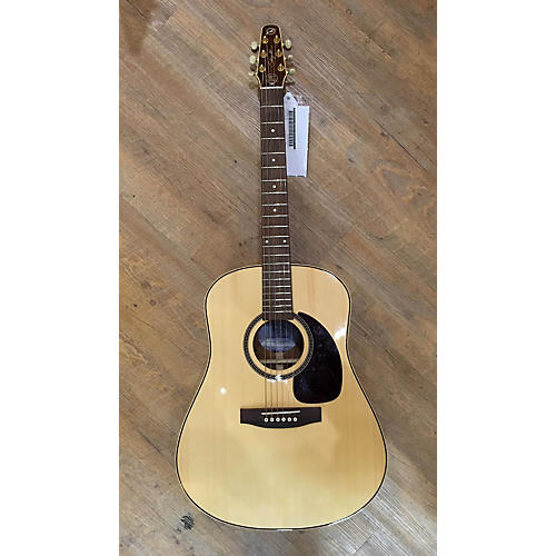 Seagull 25th Anniversary Mahogany Spruce Acoustic Guitar