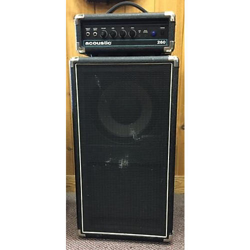 Acoustic 260 Bass Stack Bass Stack