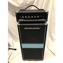 Acoustic 260 MK II MINI BASS STACK Bass Stack