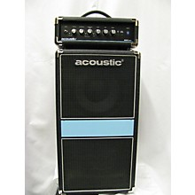 Acoustic 260 MKII Bass Stack