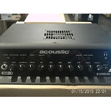 Acoustic 260 Mkii Bass Amp Head
