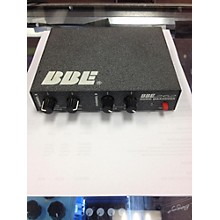 BBE 262 Sonic Maximizer Exciter