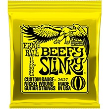 Ernie Ball 2627 Nickel Beefy Slinky Drop Tuning Electric Guitar Strings