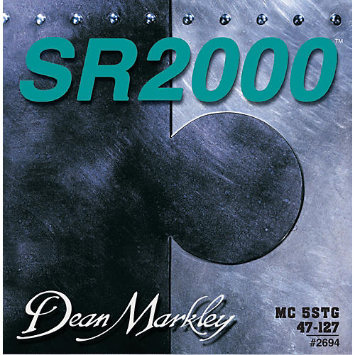 Dean Markley 2694 SR2000 5-String Bass Strings