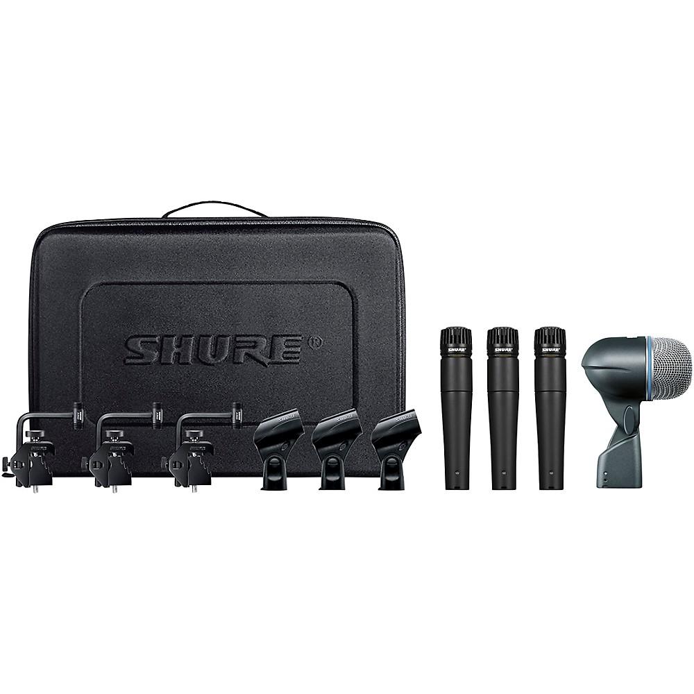 3. Shure DMK57-52 Drum Mic Kit