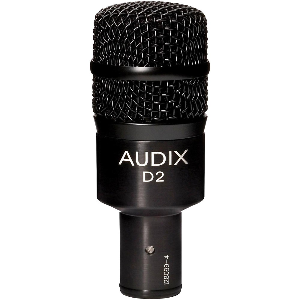1. Audix D2 Hypercardioid Dynamic Microphone