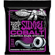 Ernie Ball 2731 Cobalt Power Slinky Electric Bass Strings