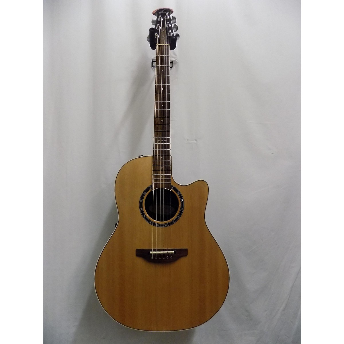 Ovation 2771LX Acoustic Electric Guitar