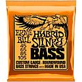 Ernie Ball 2833 Hybrid Slinky Roundwound Bass Guitar Strings thumbnail