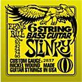Ernie Ball 2837 Slinky Silhouette Short-Scale 6-String Bass Strings thumbnail