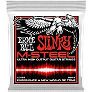 2915 M-Steel Skinny Top Heavy Bottom Electric Guitar Strings