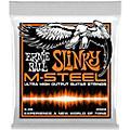 Ernie Ball 2922 M-Steel Hybrid Slinky Electric Guitar Strings thumbnail
