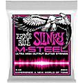 Ernie Ball 2923 M-Steel Super Slinky Electric Guitar Strings thumbnail