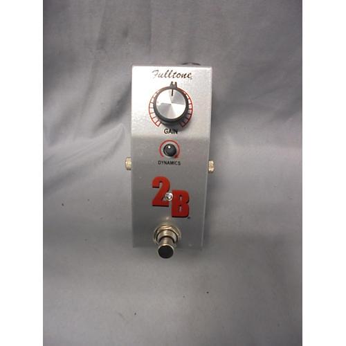 Fulltone 2B Effect Pedal