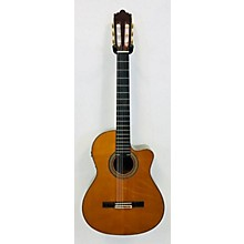 Jose Ramirez 2CWE Classical Acoustic Electric Guitar