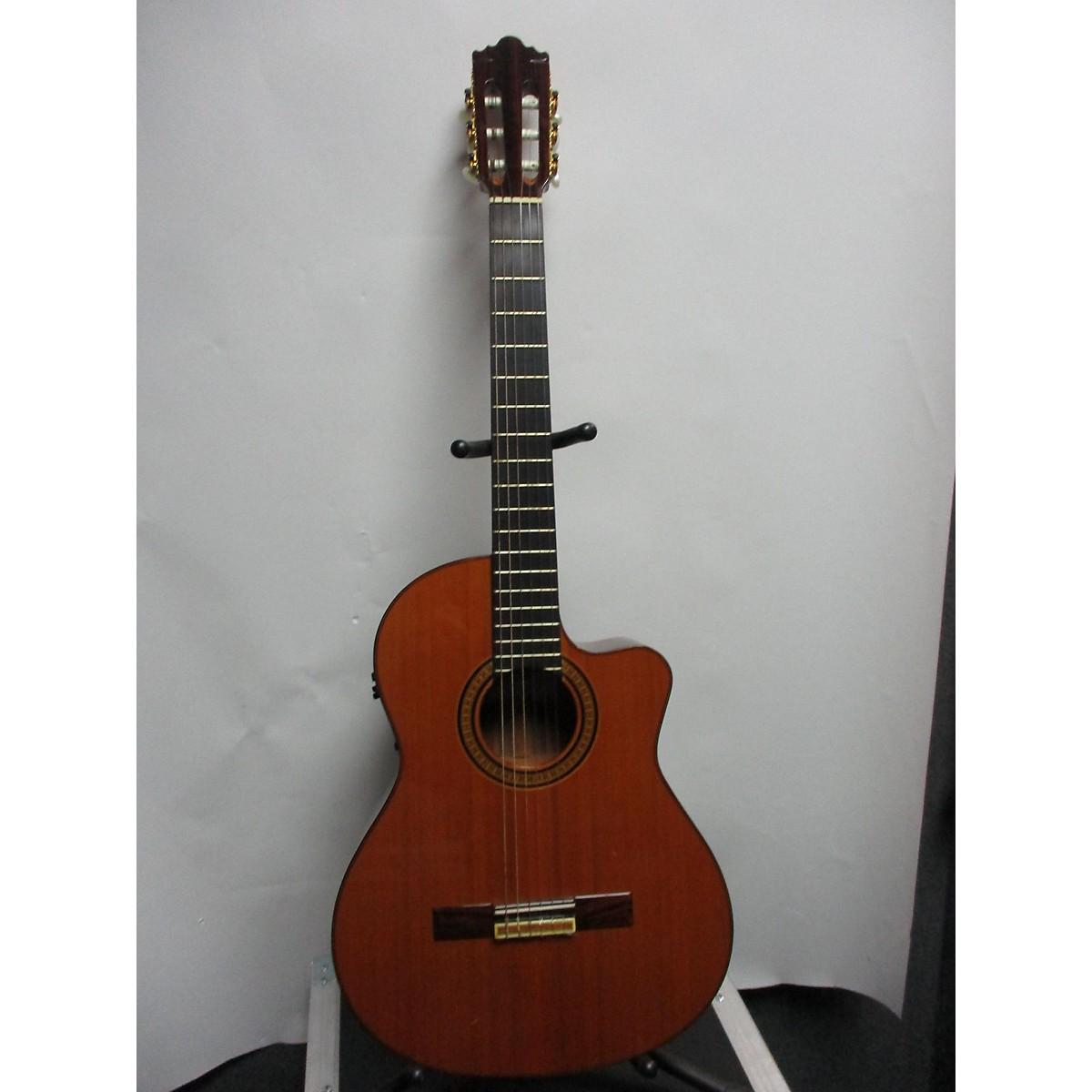 Jose Ramirez 2CWE Classical Acoustic Guitar