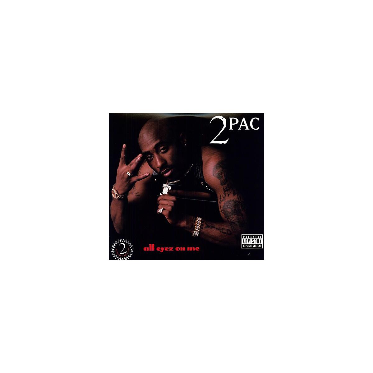 WEA 2Pac - All Eyez on Me