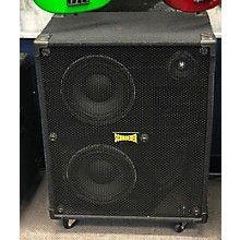 Schroeder 2X12 2X10 Bass Cabinet