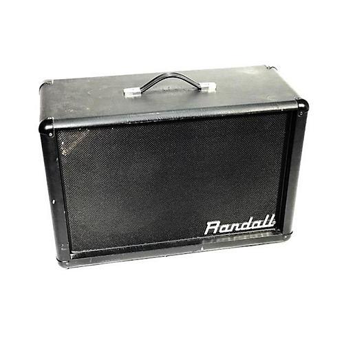 Randall 2X12 CLOSED BACK CAB Guitar Cabinet