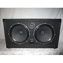 Seismic Audio 2X12 GUITAR CAB Guitar Cabinet