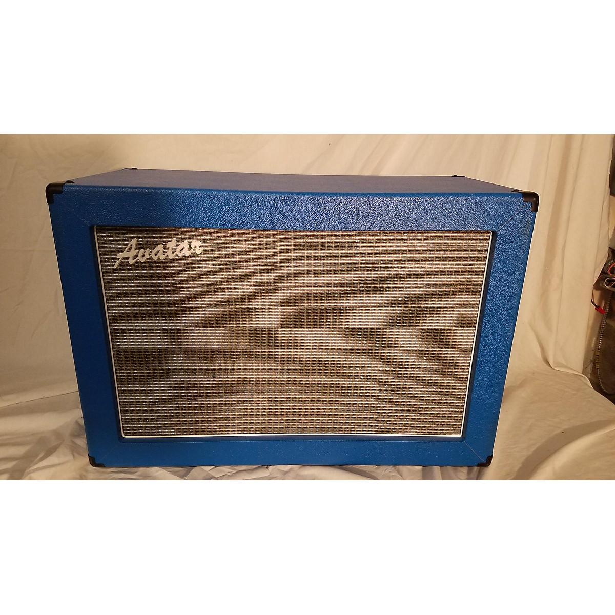 Avatar 2X12 Guitar Cabinet Guitar Cabinet
