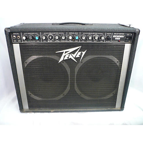 used peavey 2x12 renown 400 guitar combo amp guitar center. Black Bedroom Furniture Sets. Home Design Ideas