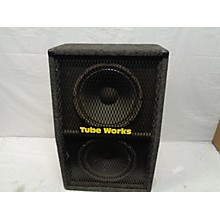 Tubeworks 2X12 VERTICLE CABINET Guitar Cabinet
