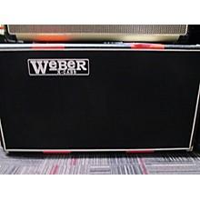 Weber 2X12 X Cab Guitar Cabinet