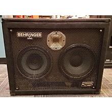 Behringer 2x10 Bass Cabinet