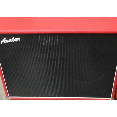 used avatar 2x12 custom guitar cabinet guitar center. Black Bedroom Furniture Sets. Home Design Ideas